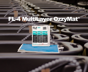 FL-4 Multi-Layer OzzyMat®®